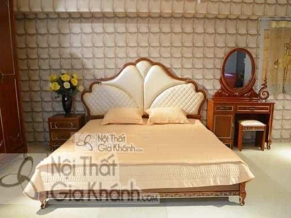 Chiêm ngưỡng những mẫu giường ngủ phong cách châu Âu - chiem nguong nhung mau giuong ngu phong cach chau au 11