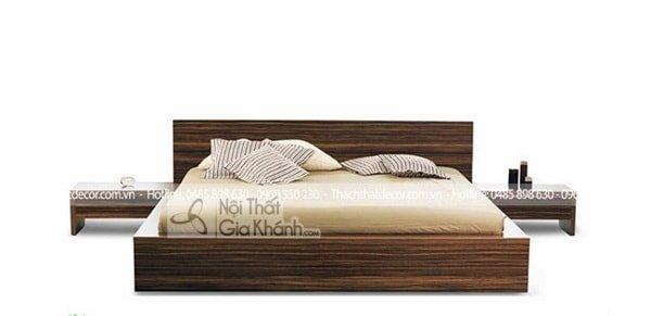 Giường gỗ công nghiệp An Cường - giuong go cong nghiep an cuong 1