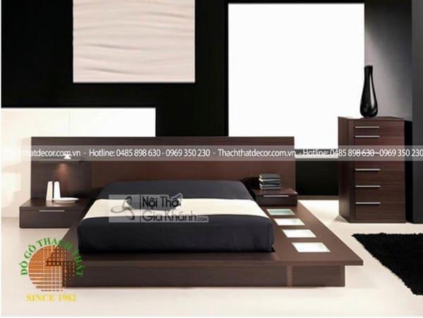 Giường gỗ công nghiệp An Cường - giuong go cong nghiep an cuong 3