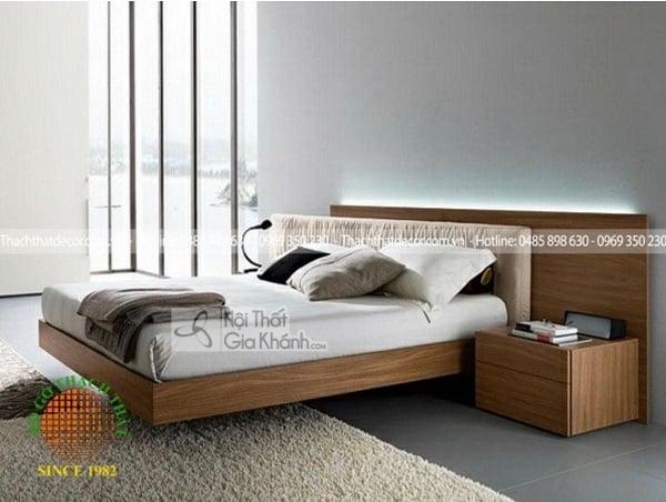 Giường gỗ công nghiệp An Cường - giuong go cong nghiep an cuong