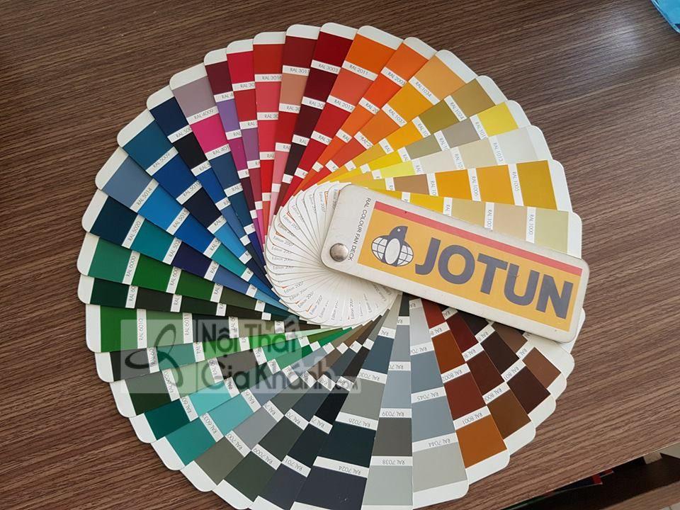 Hãng sơn Jotun (Nauy)