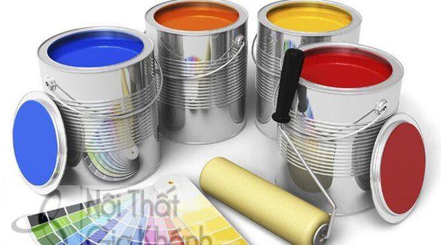 Loại sơn nào tốt nhất hiện nay?