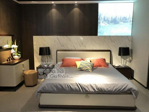 Mẫu giường hộp gỗ tự nhiên và giường kết hợp tủ đồ tiện lợi - mau giuong hop go tu nhien go cong nghiep cao cap 11