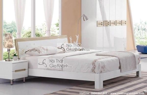 Mẫu giường hộp gỗ tự nhiên và giường kết hợp tủ đồ tiện lợi - mau giuong hop go tu nhien go cong nghiep cao cap 5