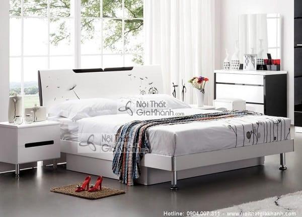 Mẫu giường hộp gỗ tự nhiên và giường kết hợp tủ đồ tiện lợi - mau giuong hop go tu nhien go cong nghiep cao cap 8