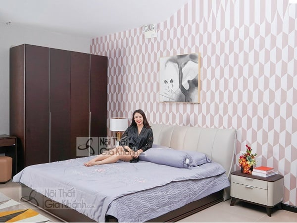 Mẫu giường hộp gỗ tự nhiên và giường kết hợp tủ đồ tiện lợi - mau giuong hop go tu nhien go cong nghiep cao cap 9