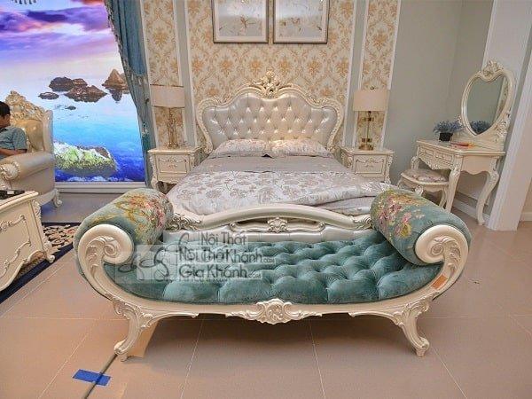 Mẫu giường ngủ gỗ công nghiệp hiện đại - mau giuong ngu go cong nghiep hien dai 2
