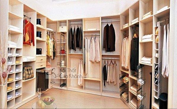 Mẫu tủ quần áo không cánh đẹp như của các sao Hollywood - mau tu quan ao khong canh 1