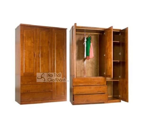 Mẫu tủ quần áo nhiều ngăn kéo - mau tu quan ao nhieu ngan keo 1
