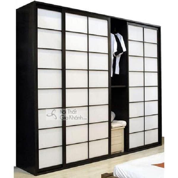 Tủ quần áo kiểu Nhật