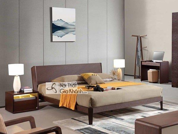 Bảng báo giá các loại giường ngủ gỗ tự nhiên - gỗ công nghiệp - bang bao gia cac loai giuong ngu go tu nhien go cong nghiep