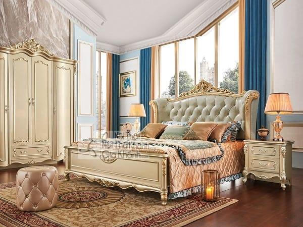 Bộ giường tủ gỗ tự nhiên bền và thẩm mỹ nhất - bo giuong tu go tu nhien ben va tham my nhat