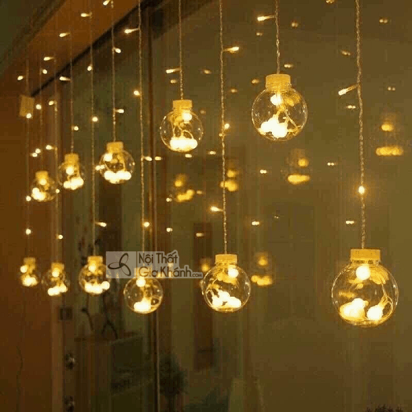 """Các mẫu đèn trang trí cửa sổ này trông cũng """"chill"""" phết - cac mau den trang tri cua so nay trong cung chill phet"""