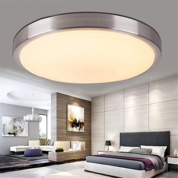 Cách lựa chọn đèn led ốp trần và những mẫu đẹp cho bạn lựa chọn - cach lua chon den led op tran va nhung mau dep cho ban lua chon 3