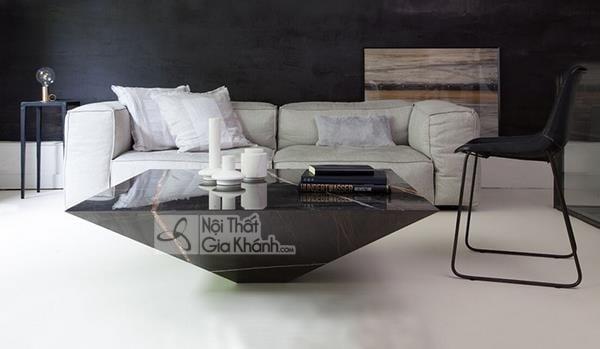 Có nên sử dụng bàn trà (bàn sofa) vuông cho phòng khách hiện đại - co nen su dung ban tra ban sofa vuong cho phong khach hien dai 2