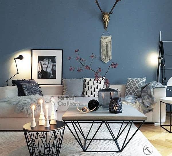 Có nên sử dụng bàn trà (bàn sofa) vuông cho phòng khách hiện đại - co nen su dung ban tra ban sofa vuong cho phong khach hien dai 3