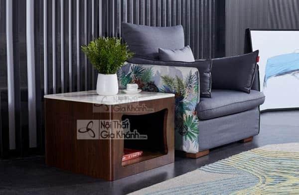 Có nên sử dụng bàn trà (bàn sofa) vuông cho phòng khách hiện đại - co nen su dung ban tra ban sofa vuong cho phong khach hien dai 4