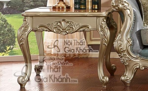 Có nên sử dụng bàn trà (bàn sofa) vuông cho phòng khách hiện đại - co nen su dung ban tra ban sofa vuong cho phong khach hien dai 6
