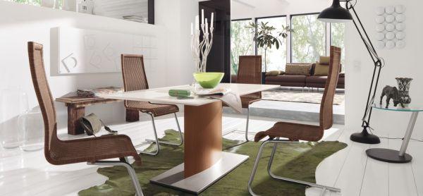 Mẫu bàn ghế đẹp phòng bếp và bàn ghế phòng ăn mới nhất 2019 - mau ban ghe dep phong bep va ban ghe phong an moi nhat 2019 16