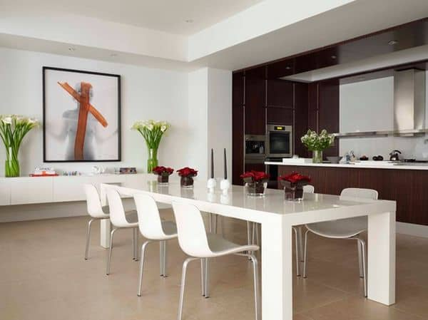 Mẫu bàn ghế đẹp phòng bếp và bàn ghế phòng ăn mới nhất 2019 - mau ban ghe dep phong bep va ban ghe phong an moi nhat 2019 20