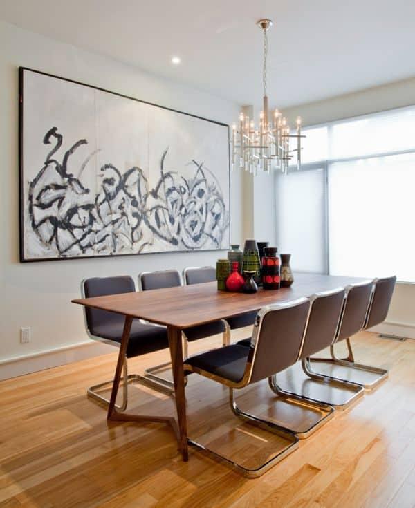 Mẫu bàn ghế đẹp phòng bếp và bàn ghế phòng ăn mới nhất 2019 - mau ban ghe dep phong bep va ban ghe phong an moi nhat 2019 21