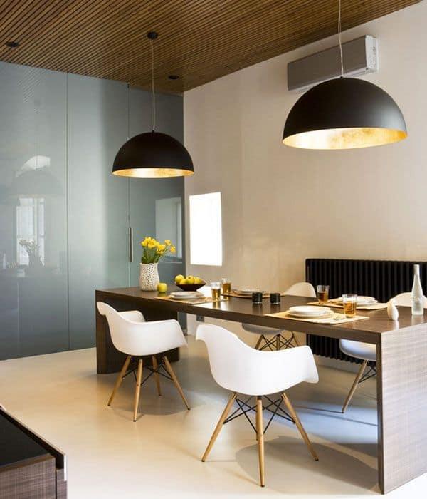 Mẫu bàn ghế đẹp phòng bếp và bàn ghế phòng ăn mới nhất 2019 - mau ban ghe dep phong bep va ban ghe phong an moi nhat 2019 25