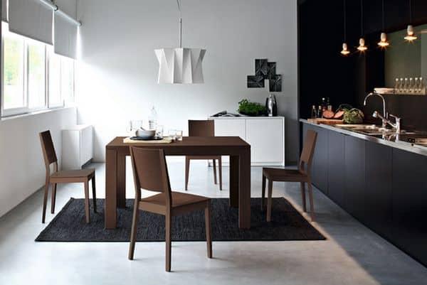 Mẫu bàn ghế đẹp phòng bếp và bàn ghế phòng ăn mới nhất 2019 - mau ban ghe dep phong bep va ban ghe phong an moi nhat 2019 31