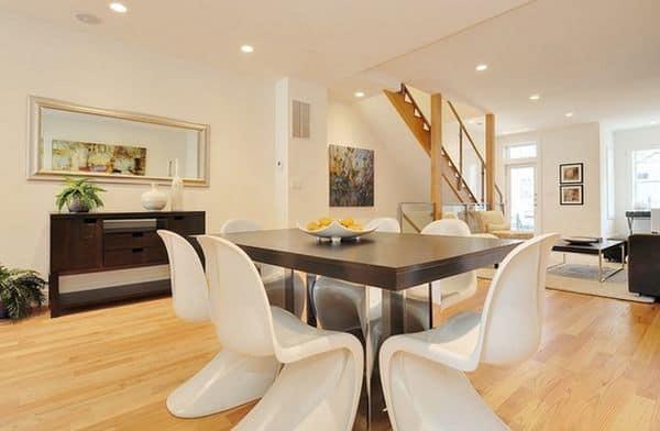 Mẫu bàn ghế đẹp phòng bếp và bàn ghế phòng ăn mới nhất 2019 - mau ban ghe dep phong bep va ban ghe phong an moi nhat 2019 38