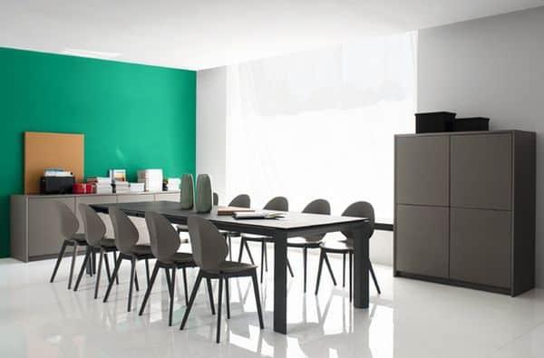Mẫu bàn ghế đẹp phòng bếp và bàn ghế phòng ăn mới nhất 2019 - mau ban ghe dep phong bep va ban ghe phong an moi nhat 2019 4