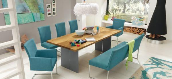 Mẫu bàn ghế đẹp phòng bếp và bàn ghế phòng ăn mới nhất 2019 - mau ban ghe dep phong bep va ban ghe phong an moi nhat 2019 8
