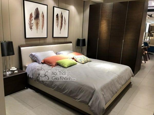 Mẫu giường hộp gỗ tự nhiên - gỗ công nghiệp cao cấp - mau giuong hop go tu nhien go cong nghiep cao cap 2