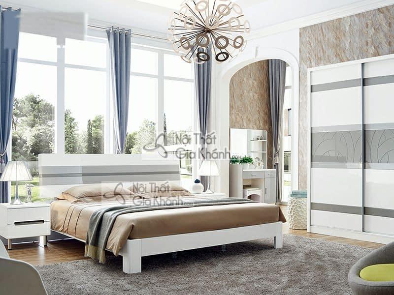 Mẫu giường ngủ 1m8 thiết kế đa năng, thông minh - mau giuong ngu 1m8 thiet ke da nang thong minh 2