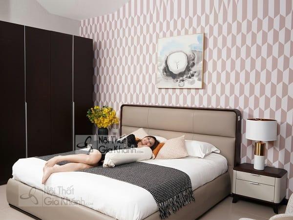 Mẫu giường ngủ chung cư đẹp - mau giuong ngu chung cu dep