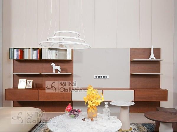 Mẫu kệ tivi phòng khách, tủ để tivi phòng khách hot nhất 2019 - 2020 - mau ke tivi phong khach tu de tivi phong khach hot nhat 2019 2020 1