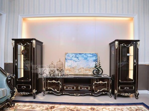 Mẫu kệ tivi phòng khách, tủ để tivi phòng khách hot nhất 2019 - 2020 - mau ke tivi phong khach tu de tivi phong khach hot nhat 2019 2020 3