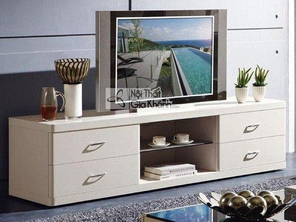 Mẫu kệ tivi phòng khách, tủ để tivi phòng khách hot nhất 2019 - 2020 - mau ke tivi phong khach tu de tivi phong khach hot nhat 2019 2020