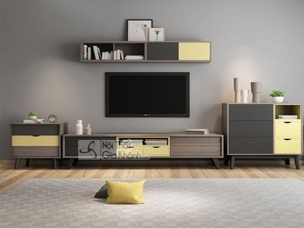 Những gợi ý kết hợp bài tríkệ tủ tivi đẹp và phong cách - nhung goi y ket hop bai tri ke tu tivi dep va phong cach 15