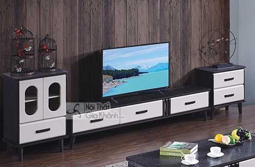 Những gợi ý kết hợp bài tríkệ tủ tivi đẹp và phong cách - nhung goi y ket hop bai tri ke tu tivi dep va phong cach 34