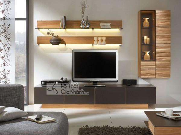 Những gợi ý kết hợp bài tríkệ tủ tivi đẹp và phong cách - nhung goi y ket hop bai tri ke tu tivi dep va phong cach 5