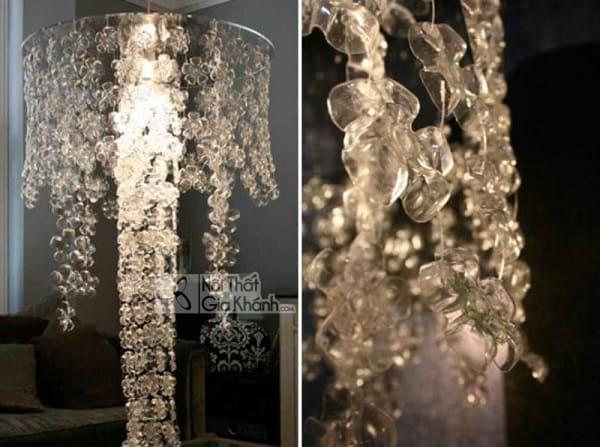 """Ý tưởng tự làm đèn trang trí từ những vật liệu là """"đồ bỏ đi"""" - y tuong tu lam den trang tri tu nhung vat lieu la do bo di 1"""