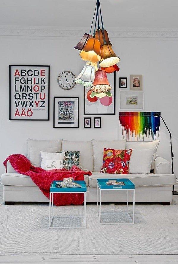 """Ý tưởng tự làm đèn trang trí từ những vật liệu là """"đồ bỏ đi"""" - y tuong tu lam den trang tri tu nhung vat lieu la do bo di 3"""