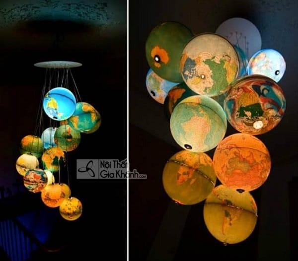 """Ý tưởng tự làm đèn trang trí từ những vật liệu là """"đồ bỏ đi"""" - y tuong tu lam den trang tri tu nhung vat lieu la do bo di 4"""