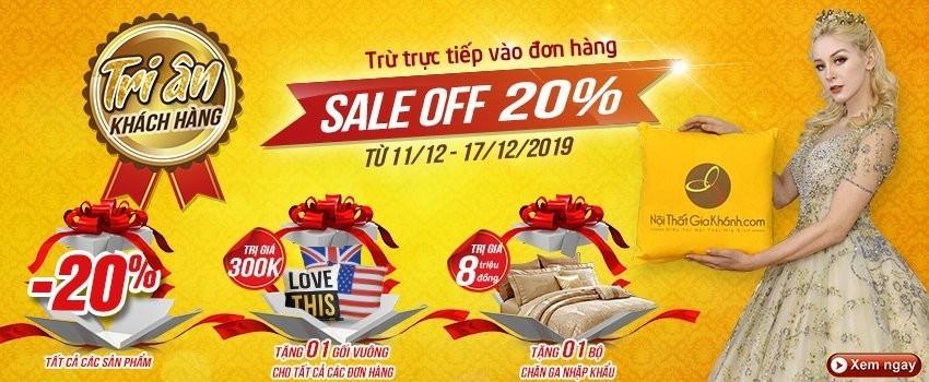 Siêu thị nội thất nhập khẩu top 1 Hà Nội - banner web tuan km tri an dac biet 12 2019 t1 pc