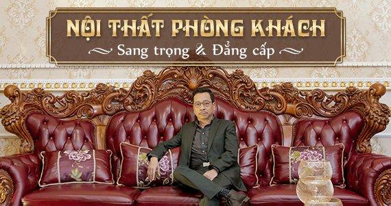 Siêu thị nội thất nhập khẩu top 1 Hà Nội - phong khach 1