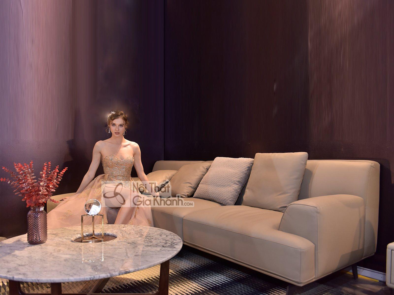 sofa da 2 bang goc phai phong cach hien dai mbk8037gp - Sofa góc phải phong cách hiện đại SP8037T50-2
