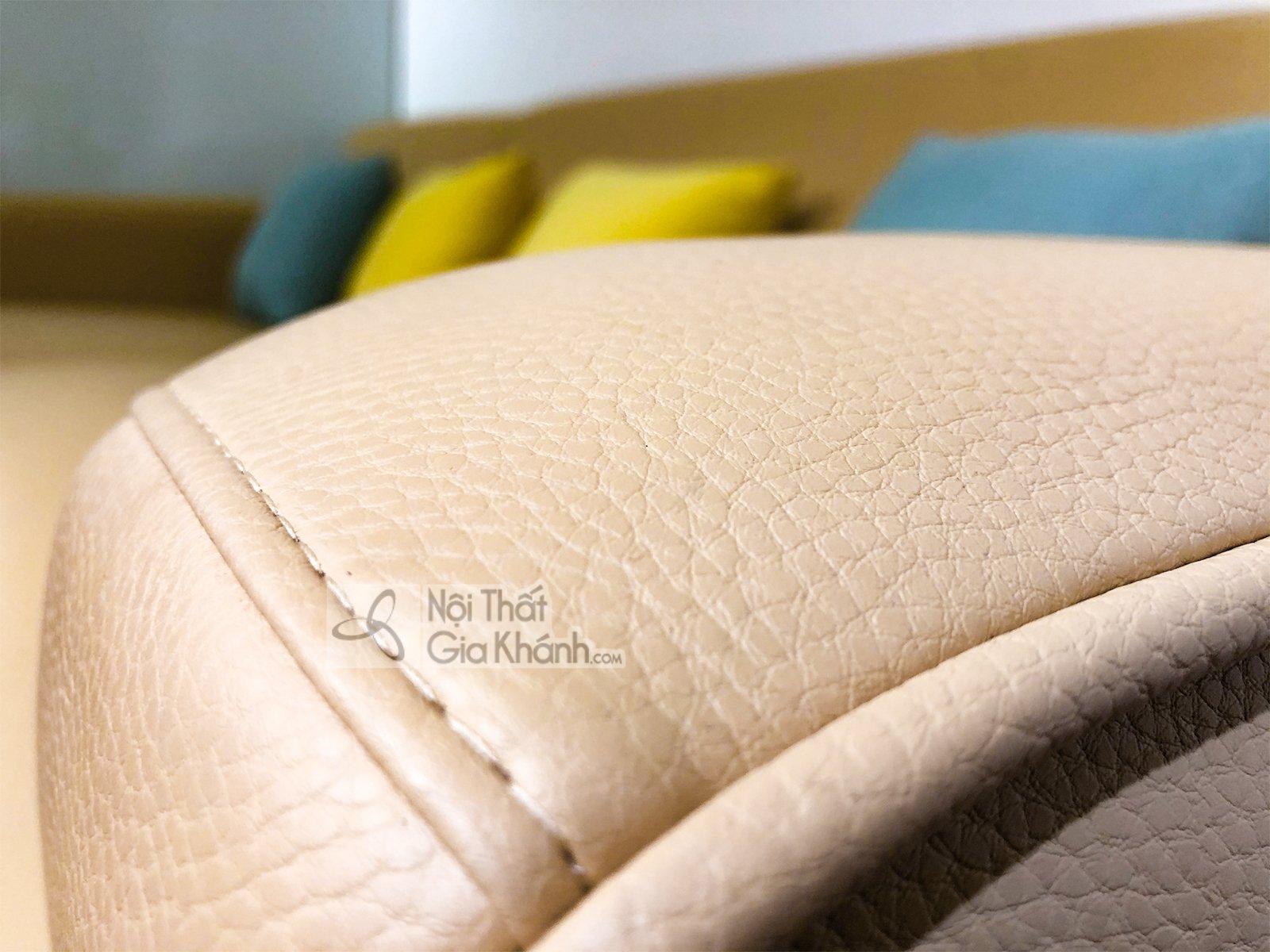 Sofa da chữ L hiện đại cao cấp SP813-2-G1