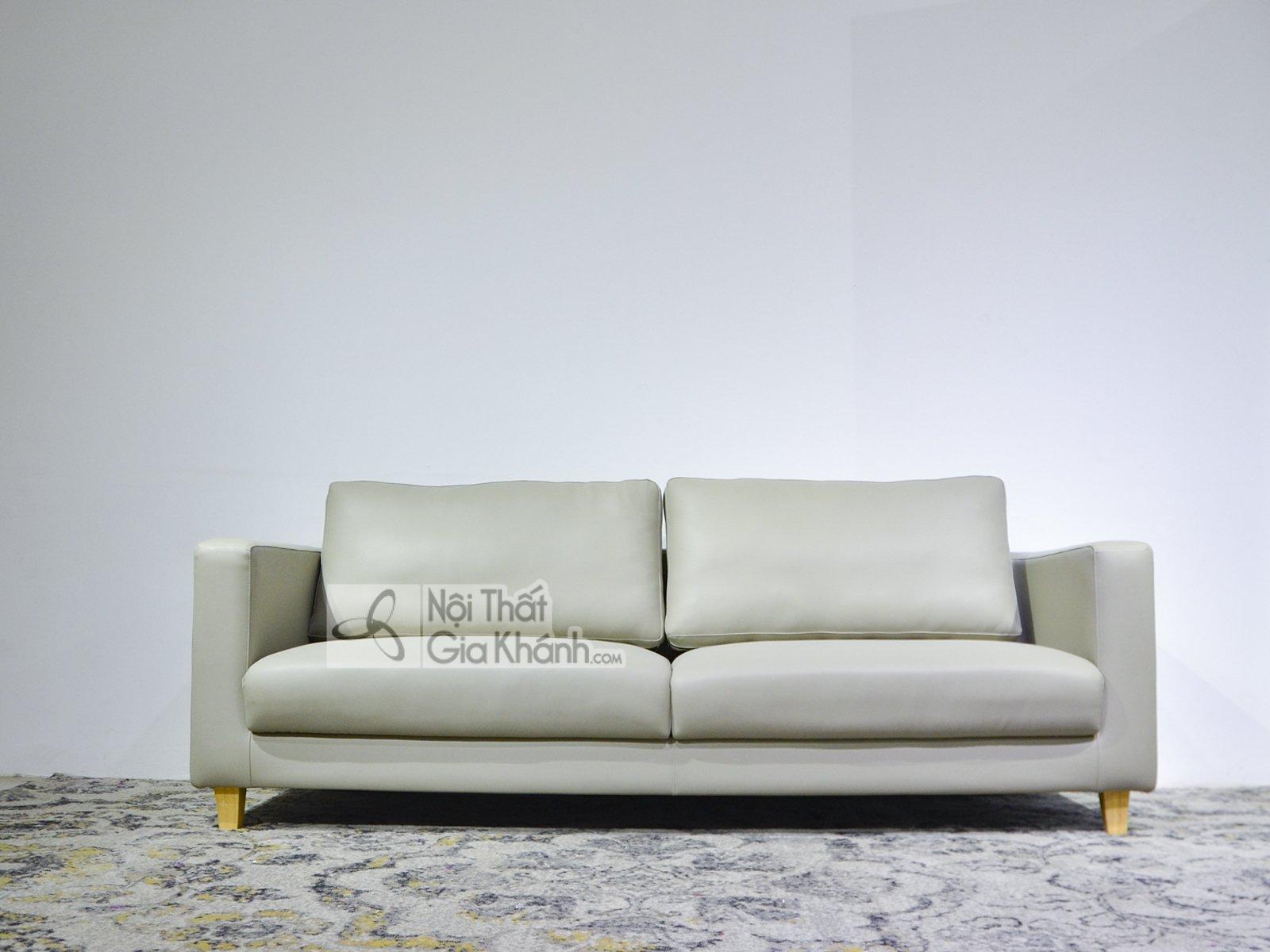 SOFA DA  BĂNG 2 HIỆN ĐẠI 8051X-SFD - sofa da bang 2 hien dai 8051x sf 1