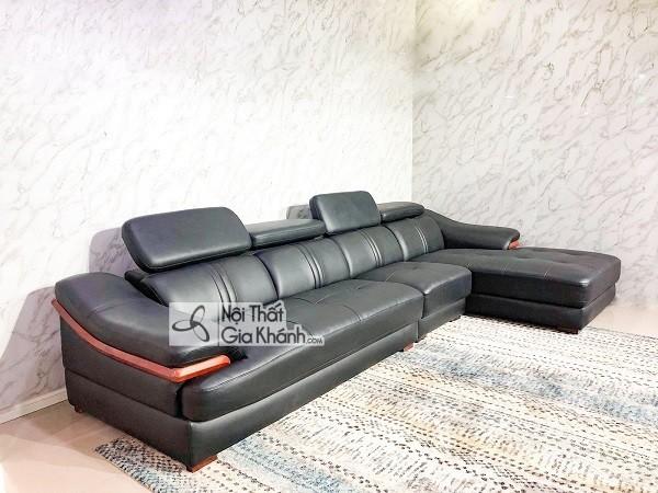 50+ mẫu sofa da thật nhập khẩu đẹp và bền bỉ nhất - 50 mau sofa da that nhap khau dep va ben bi nhat 1