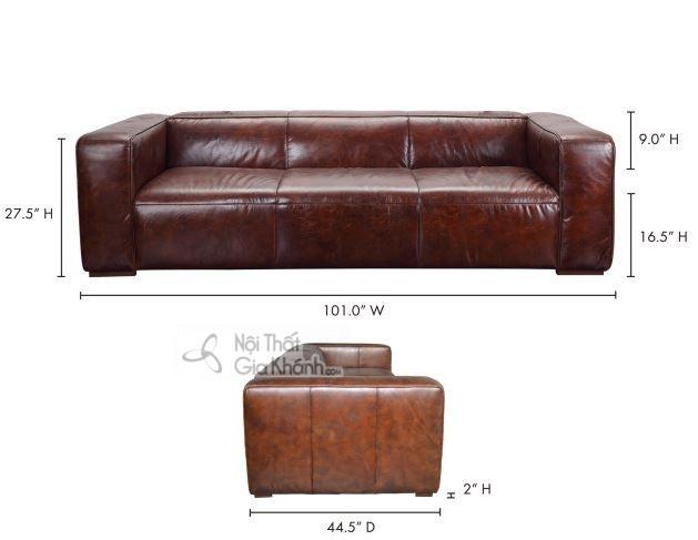 50+ mẫu sofa da thật nhập khẩu đẹp và bền bỉ nhất - 50 mau sofa da that nhap khau dep va ben bi nhat 12