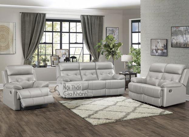 50+ mẫu sofa da thật nhập khẩu đẹp và bền bỉ nhất - 50 mau sofa da that nhap khau dep va ben bi nhat 13